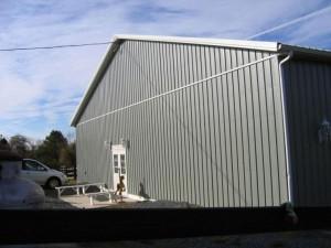 Exterior Shot of Dog Center